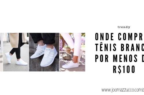 Elegance Functionality 93 500x330 - Onde Comprar: Tênis Branco por Menos de R$100