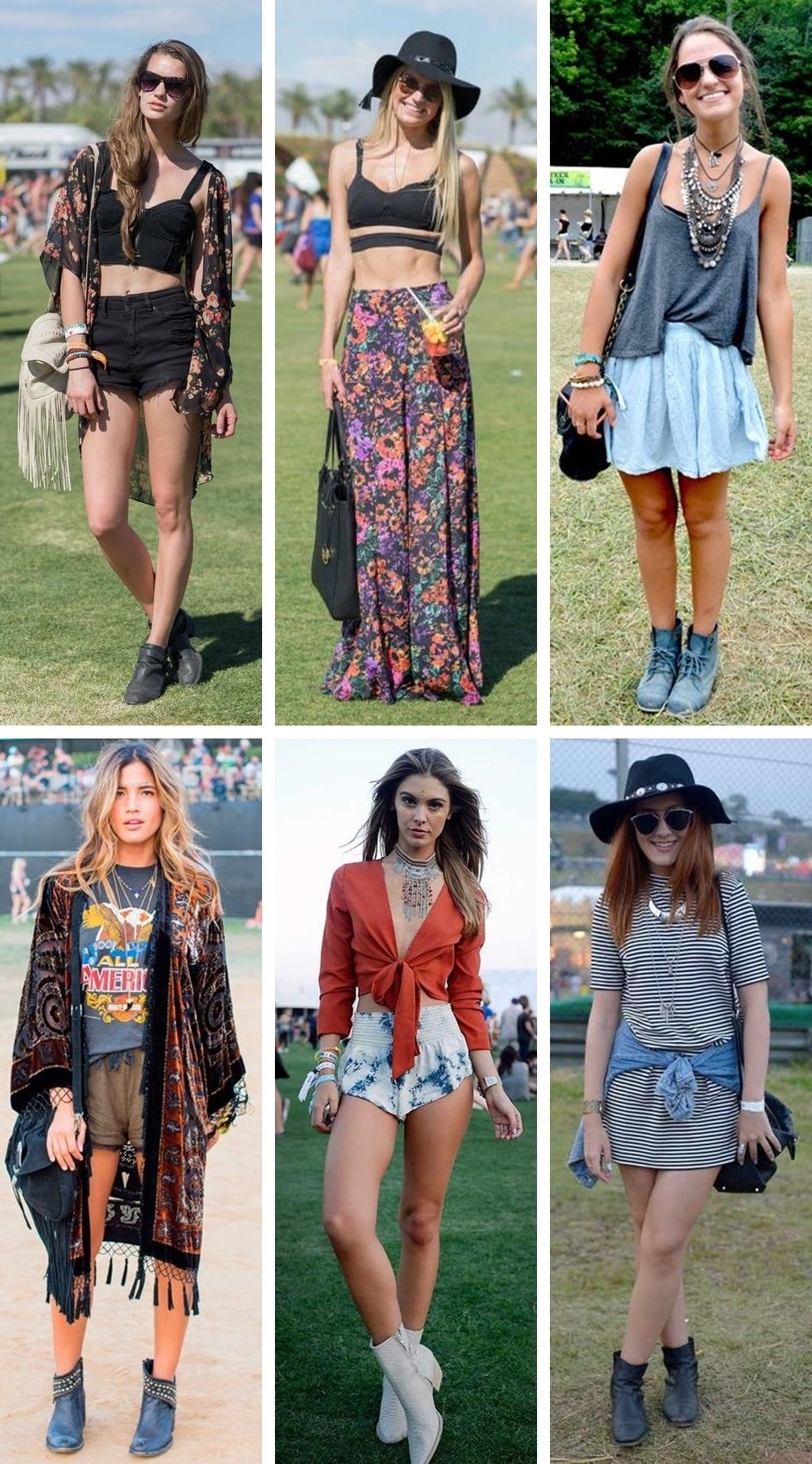 50 looks incriveis de festival 02 - 50 Looks Incríveis de Festival Pra Inspirar e Copiar