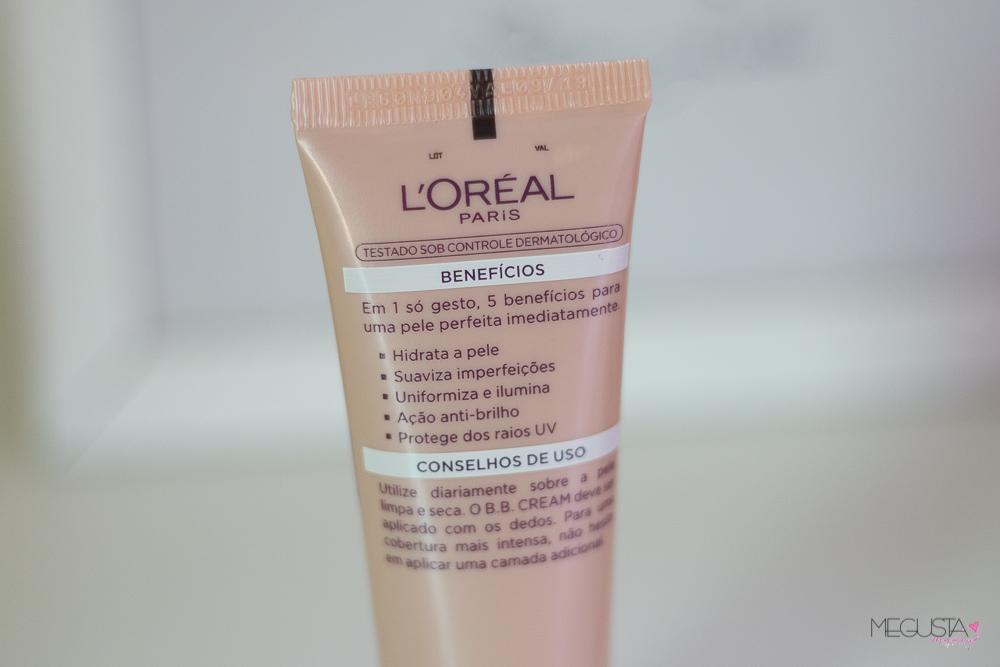 BB Cream Loreal 5 - Resenha: BB Cream L'Oreal