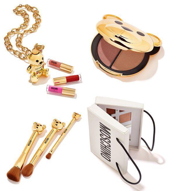 Moschino para Sephora 4 - A Nova Coleção da Moschino em parceria com Sephora