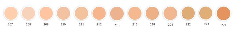 Base dermacol make up cover 001 - Resenha: Base Dermacol Make Up Cover