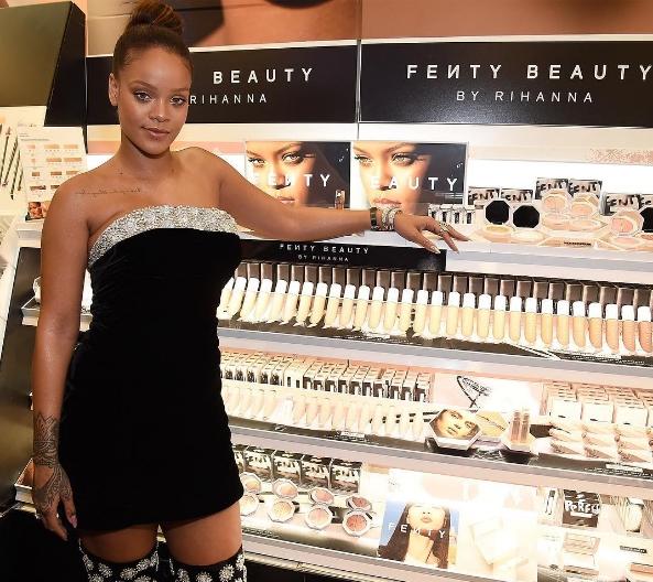 riri 01 - Fenty Beauty: A Nova Marca de Make da Rihanna