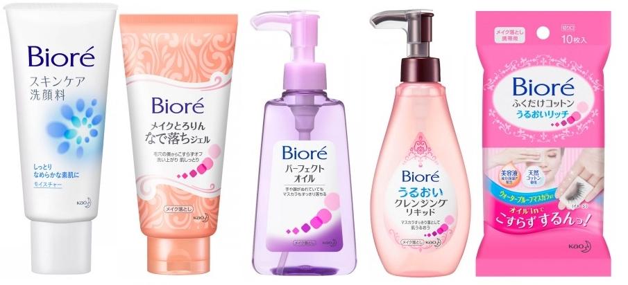 Lançamento de Biore no Brasil - Biorè Chegou ao Brasil: A Marca Japonesa mais Desejada
