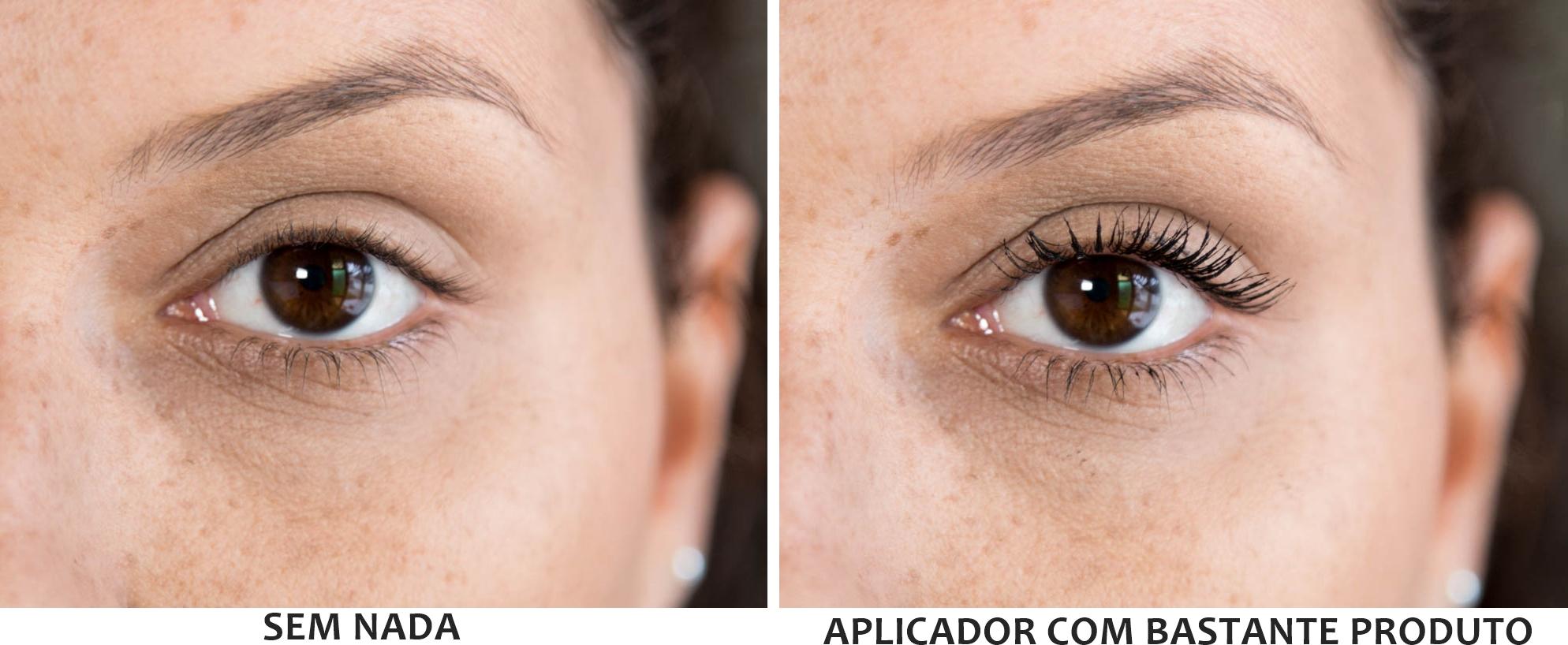 MASCARA TANGO RESENHA02 - Resenha: Máscara de Cílios 4D - 2 em 1 da Tango