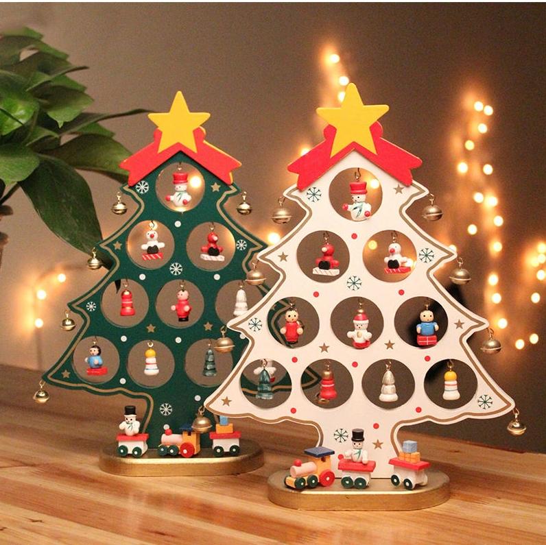 Arvore Fofa Banggood - 06 Itens de Decoração de Natal que são Desejo por Menos de 10$ na Banggood