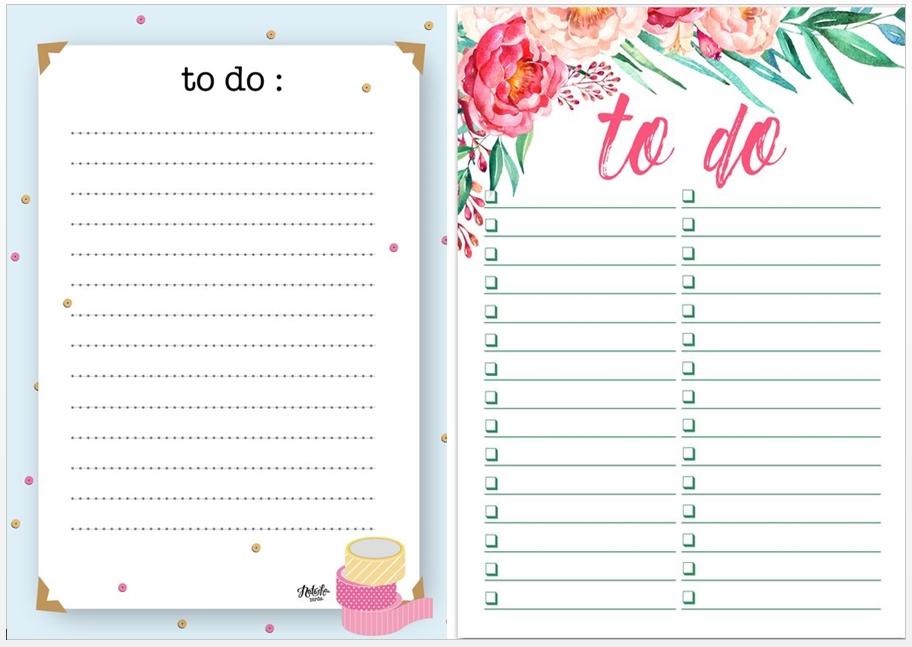 TO DOS - A Versão 2018 do Meu Planner - Todos os Passos de Como eu Montei