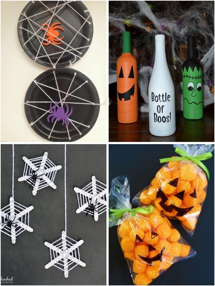 Decor de halloween 001 - Mais 15 Ideias Simples pra Decorar a sua festa de Halloween