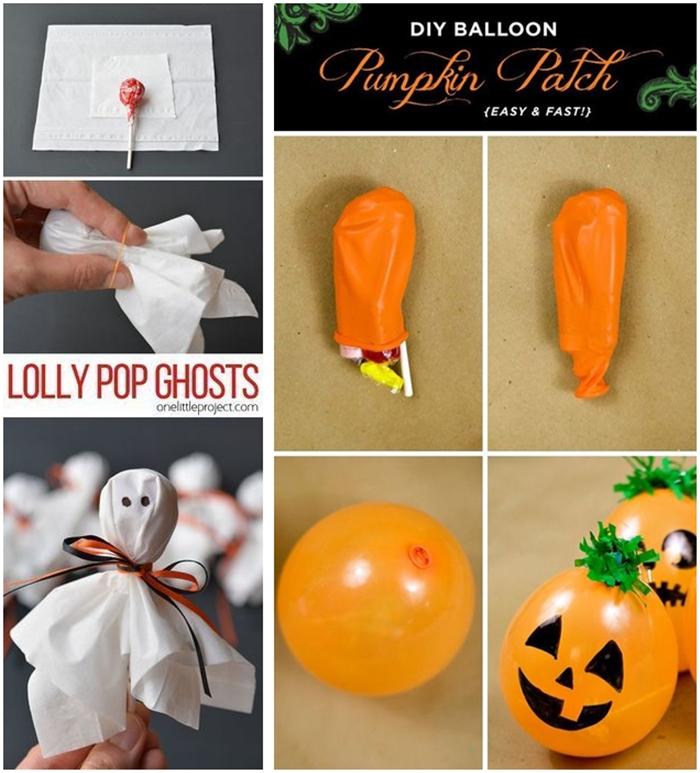 Decor de halloween 005 - Mais 15 Ideias Simples pra Decorar a sua festa de Halloween
