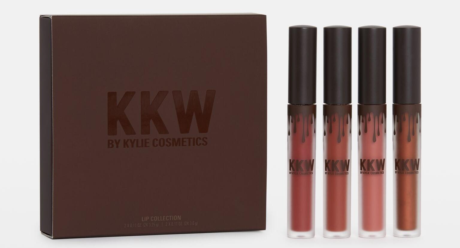 Coleção KKW 2 11 - KKW BY KYLIE COSMETICS – a segunda linha de batons da Kim em parceria com a Kylie Jenner