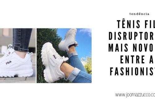 Elegance Functionality 8 500x330 - O Mais Novo Amorzinho das Fashionistas: Tênis Fila Disruptor