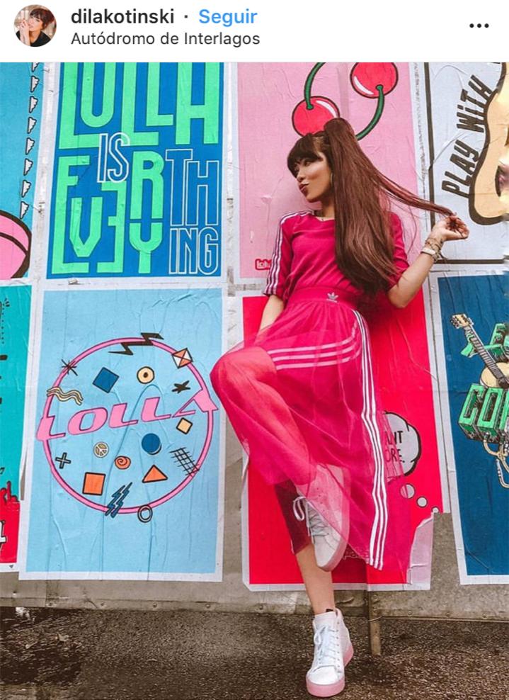 IMG 3625 - Uma Seleção de 16 Looks Estilosos do Lollapalooza pra Inspirar e Copiar já!