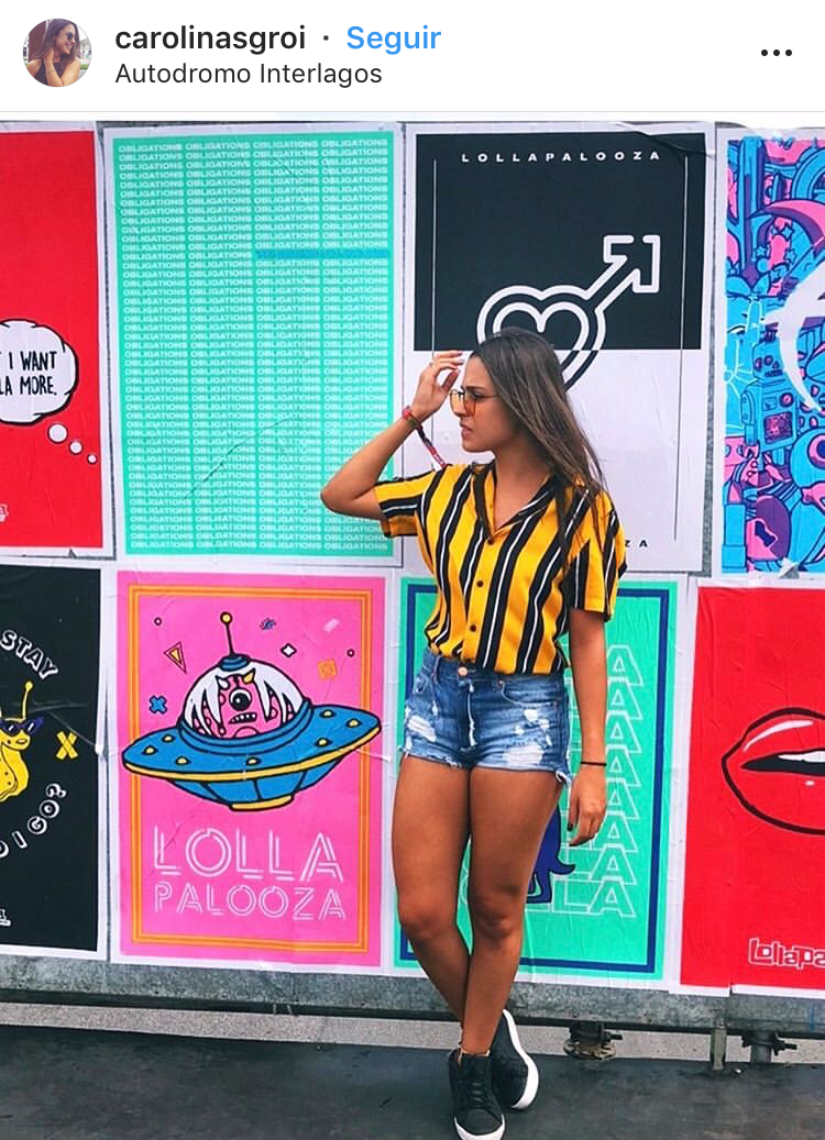 IMG 3627 - Uma Seleção de 16 Looks Estilosos do Lollapalooza pra Inspirar e Copiar já!