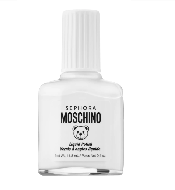 MOSCHINO SEPHORA ESMALTE - + Uma Parceria entre a Moschino e Sephora: Uma Linha Inspirada em Papelaria