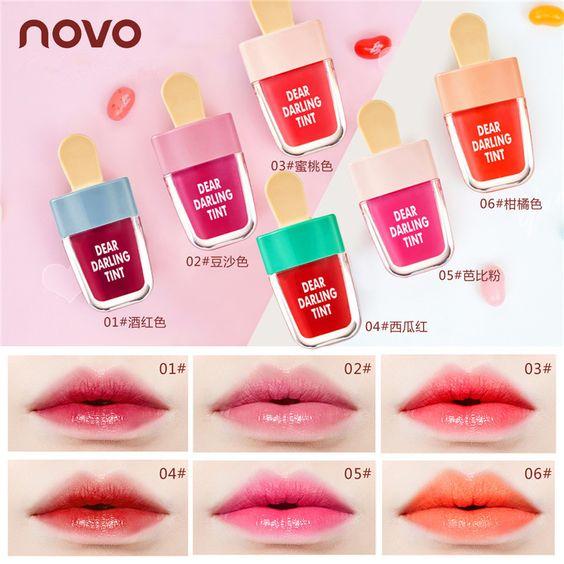 45ae66bb0f3ccd02d878803ec6614f3b - Tudo Sobre a mais Nova Trendy no Mundo da Maquiagem: Os Lip Tints