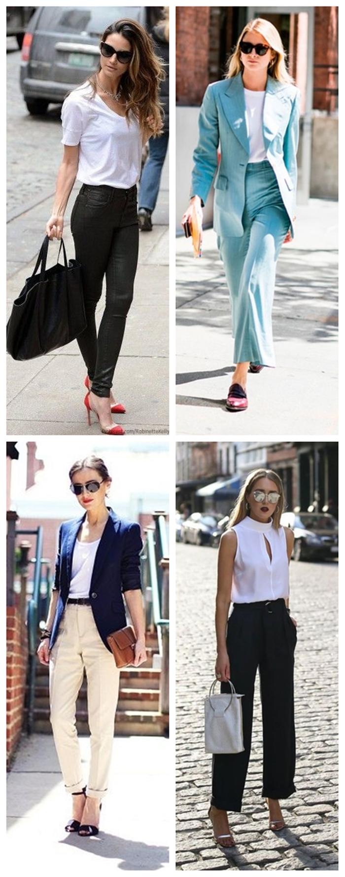 Looks para o trabalho 03 - 12 Inspirações de Looks pro Trabalho + Dicas de Peças Super Curingas