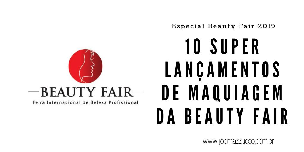 Elegance Functionality 9 - 10 Lançamentos de Maquiagem da Beauty Fair