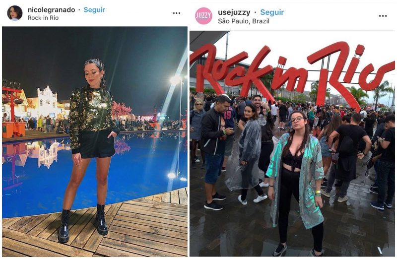 looks rock in rio 2019 3 800x522 - 12 Looks Super Fashionistas do Primeiro Fim de Semana do Rock in Rio