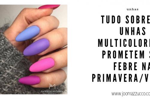 Elegance Functionality 1 1 500x330 - Unhas Multicoloridas São Tendência pra Primavera e Verão