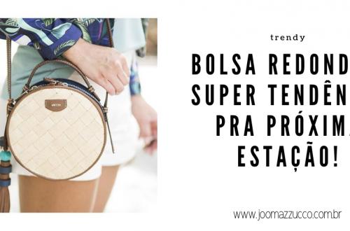 Elegance Functionality 4 500x330 - Bolsa Redonda é Trendy pra Primavera/Verão 2020