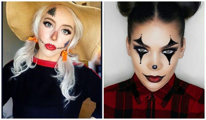 8 Inspirações de Make Fácil para o Halloween