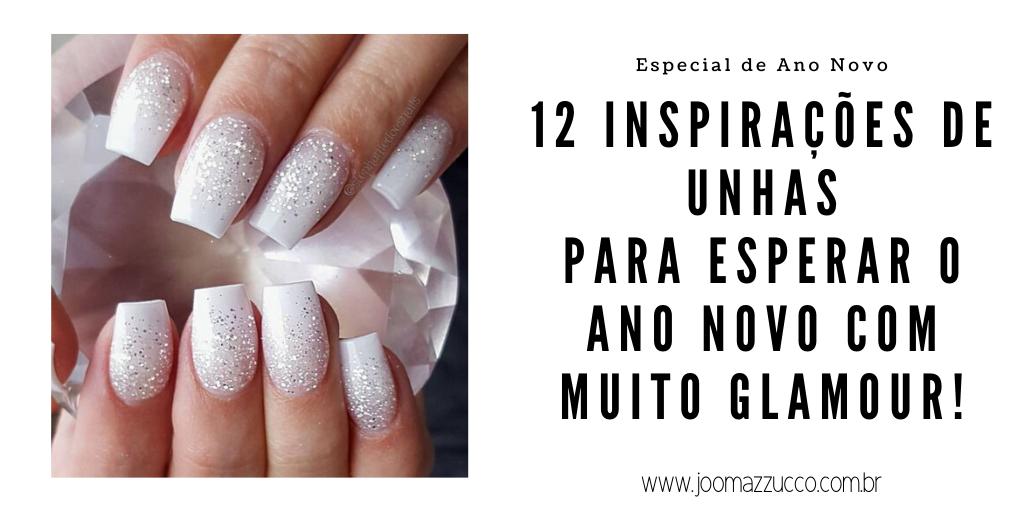 Elegance Functionality 18 - 12 Inspirações de Unhas para o Ano Novo