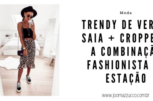 Elegance Functionality 1 500x330 - Trendy de Verão: Saia + Cropped é a Combinação Fashionista da Estação